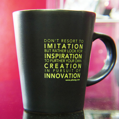 P2S Corporate Mugs